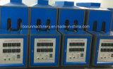 Halb automatische Plastikflaschen-durchbrennenmaschine/Flasche, die Maschine herstellt