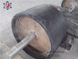 Ролик полиуретана сопротивления износа с алюминиевым сердечником