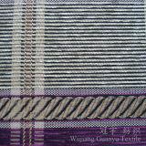 Tissu 100% de Chenille teint de fils de polyesters pour le sofa
