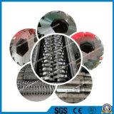 Plastica/metallo/gomma piuma/Rdf/rifiuti solidi/gomma comunale/trinciatrice di legno del pallet