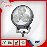 공장 Offered 9W LED Work Light Flood 또는 Spot LED Driving Light