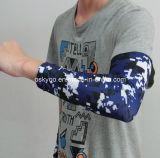 La compresión se divierte las fundas del brazo del tatuaje de Digitaces Camo