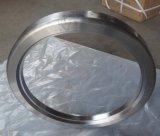 Bague de forgeage en acier inoxydable usinée à la précision personnalisée