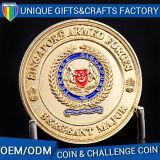 中国製エナメルの金属の硬貨