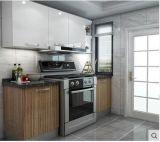 Gabinete de cozinha brilhante clássico do verniz do Stoving de Cape Town Hight (CA20-17)