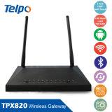 Gateway de VoIP 4G, Wep, Wpa, Wpa2, Wps (instalação protegida Wi-Fi)
