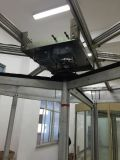 De Automatische Draaiende Deur van de luxe (2-vleugel) voor de Commerciële Bouw