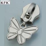 Basisrecheneinheit Shape Metal Zipper Puller &Metal Zipper Slider für Garment und Luggage