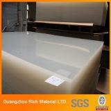 切断のプレキシガラスの風防ガラスシートPMMAのプラスチックアクリルシート