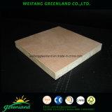 Placa de bloco laminado de acabamento suave 1220X2440mm
