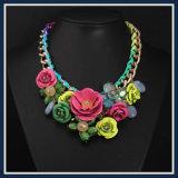 新しい項目マルチ花の吊り下げ式の方法宝石類のネックレス