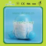 A melhor fralda 2016 de venda em fabricantes descartáveis do tecido do bebê de África em China