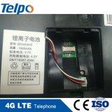 Telefoni impermeabili da tavolino più poco costosi della linea terrestre di Telepower GSM 4G Lte di prezzi in telefono Corded
