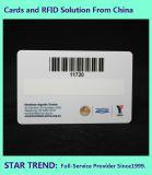 Cartão do código de barras/cartão do acesso/fabricante cartão do membro