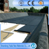 Precio industrial negro impermeable de Geomembrane del trazador de líneas de la charca del HDPE
