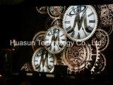 Installation mince et rapide d'affichage vidéo de DEL pour la location