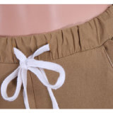 Farben-Hohe-Waisted Hose für Kleidung der Frau
