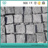 G684 гранит, черный гранит, камень Cobble, вымощая камень, черный базальт
