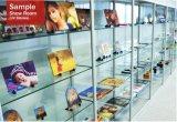 Hohe Präzisions-UVdrucker mit UVled-Lampe für Drucken-Acryl-/Glas-/hölzernen/Telefon-Fall