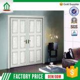 Porte de panneau en aluminium de tissu pour rideaux (A-C-P-D-006)