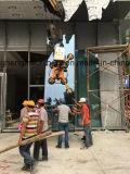 판매를 위한 수용량 400kg 진공 기중기