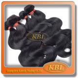 5A Quality brasilianisches Jet Black Hair