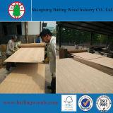 MDF de madeira natural do folheado para a mobília