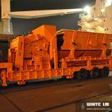 Bewegliche Prallmühle für Steinbruch-Cer ISO9000