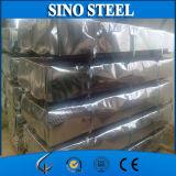 Caliente sumergido hoja acanalada galvanizada y del cinc del material para techos