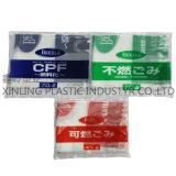 Sacs d'ordures dégradables, sachets en plastique