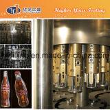 Imbottigliatrice automatica piena del selz della bottiglia di vetro