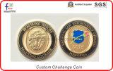堅いエナメルはChanllgenの打たれた硬貨を停止する