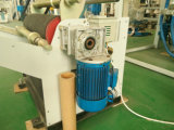 Machine simple d'extrusion de film de vis de pression de ciel et terre