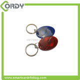 Customized Colorful NFC Writable 13.56MHz Mango RFID Keyfob