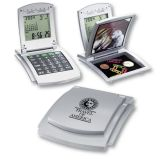 Calendario/calculadora todos juntos compactos con el SGS aprobado
