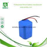 Het navulbare 2s2p Li-IonenPak 7.4V 6000mAh van de Batterij voor Spreker Bluetooth