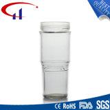 vaso di vetro del miele di qualità eccellente 340ml (CHJ8139)