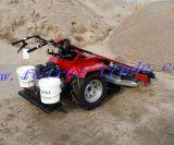 [ولك-بهيند] شاطئ تنظيف آلة لأنّ [فولّبلّ كورت] ولعبة غولف محكمة