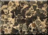 Bancada artificial da pedra de quartzo da cor dobro & múltipla