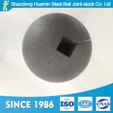 bal van het Staal van 125mm de Malende voor de Molen van de Bal met Lage Schuring