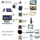 Sistema sem fio esperto de controle remoto de Zigbee da automatização Home de Free& APP