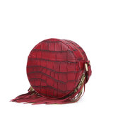 Bolsas vermelhas do couro da bolsa do plutônio do crocodilo clássico (LDO-15800)