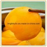 Jarabe conservado marca de fábrica famosa de los melocotones del chino