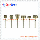 Laboratoire dentaire fritté de diamant Burs of Surgical Medical Instrument