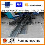 El canal de acero de la lluvia lamina la formación de la máquina