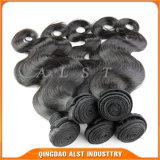 Человеческие волосы Remy верхней 10A девственницы ранга 8-40inch 100% Unprocessed бразильские