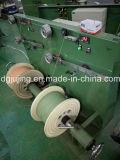 Arenamento di collegare a mensola ad alta velocità del singolo cavo che lega la strumentazione della fabbricazione di cavi della macchina