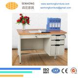 Escritorio de acero Lh-107 para los muebles de oficinas