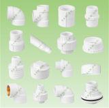 Encaixes padrão da linha do PVC das BS para a fonte de água