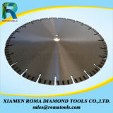 El diamante de Romatools vio las láminas para el concreto reforzado Dbr-700